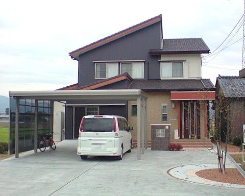 N様邸 (福井市東部)
