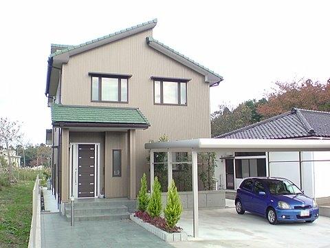 Y様邸 (福井市北部)